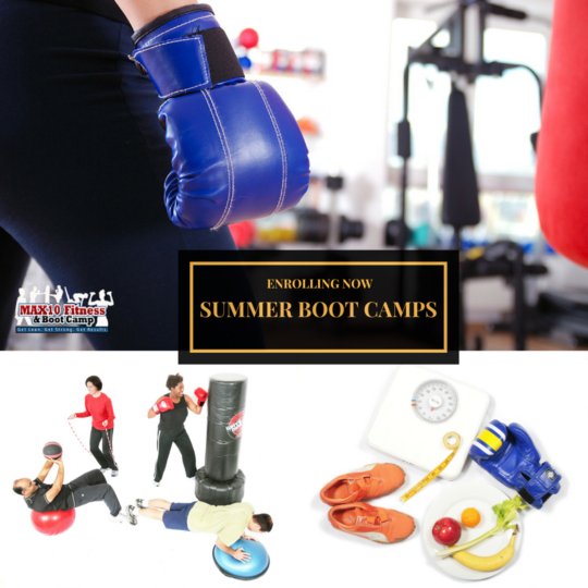 North Seattle Kickboxing Boot Camp