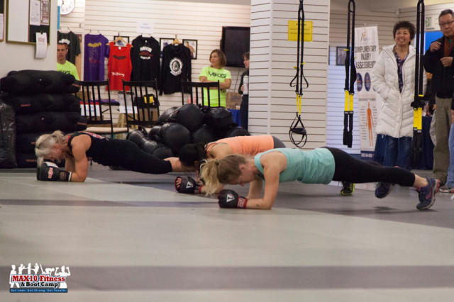 Boot Camp Classes North Seattle