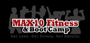 MAX Fitness new logo