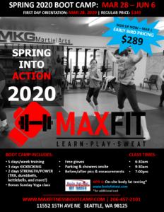 Pinehurst Seattle Fitness Classes